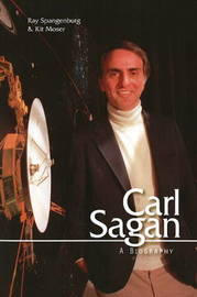 Carl Sagan by Ray Spangenburg image