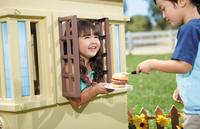 Little Tikes: Cape Cottage Playhouse - Tan image
