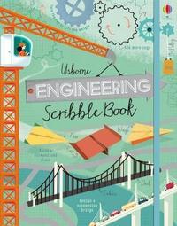 Engineering Scribble Book by Eddie Reynolds