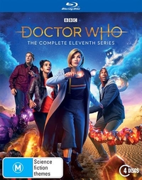 Doctor Who: The Complete Eleventh Season on Blu-ray