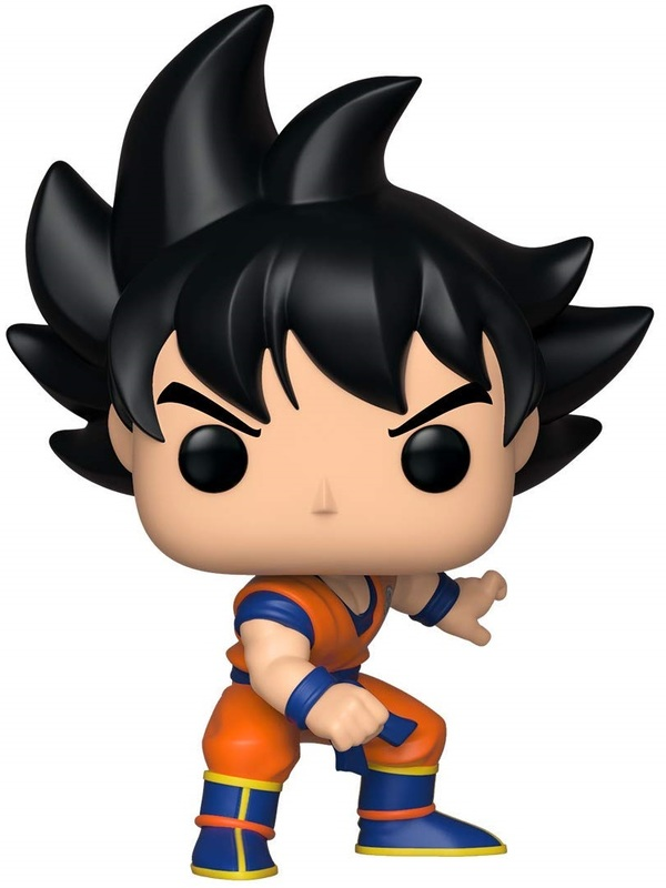Dragon Ball Z – Goku (Battle Pose) Pop! Vinyl Figure
