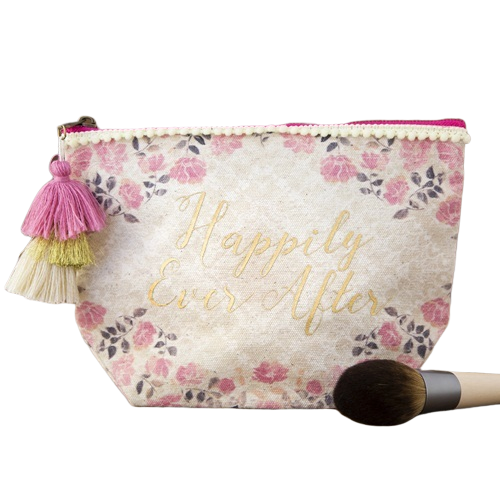 Natural Life: Canvas Pouch - Happily Ever After