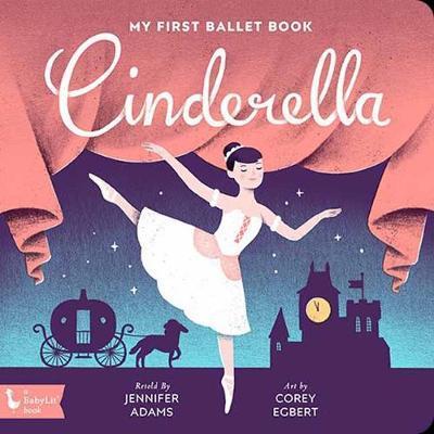Cinderella by Jennifer Adams