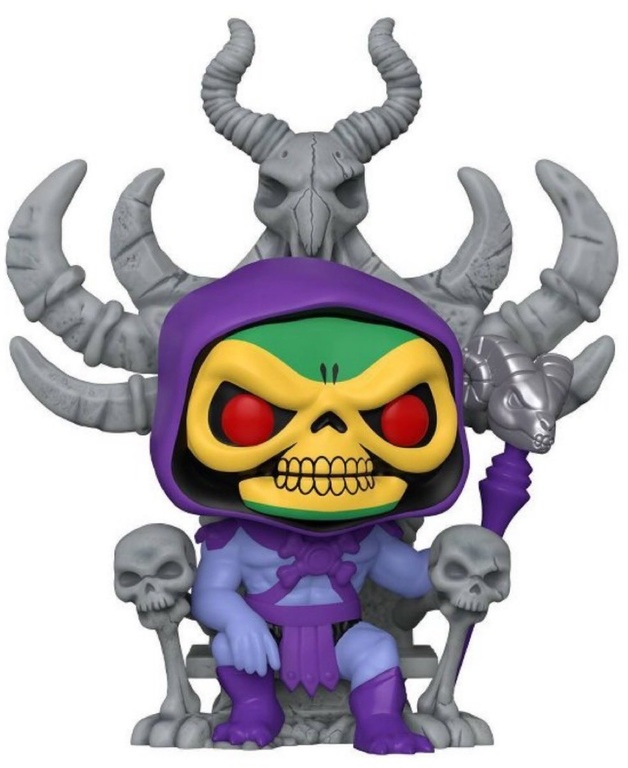 MotU: Skeletor on Throne - Pop! Deluxe Figure