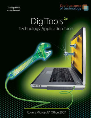 Digitools, the Business Technology: Technology Application Tools by Karl Barksdale image