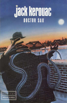 Doctor Sax by Jack Kerouac image