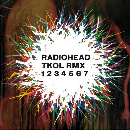 TKOL Remix 1234567 (2CD) by Radiohead image