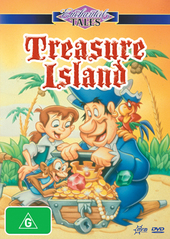 Enchanted Tales - Vol. 8: Treasure Island on DVD
