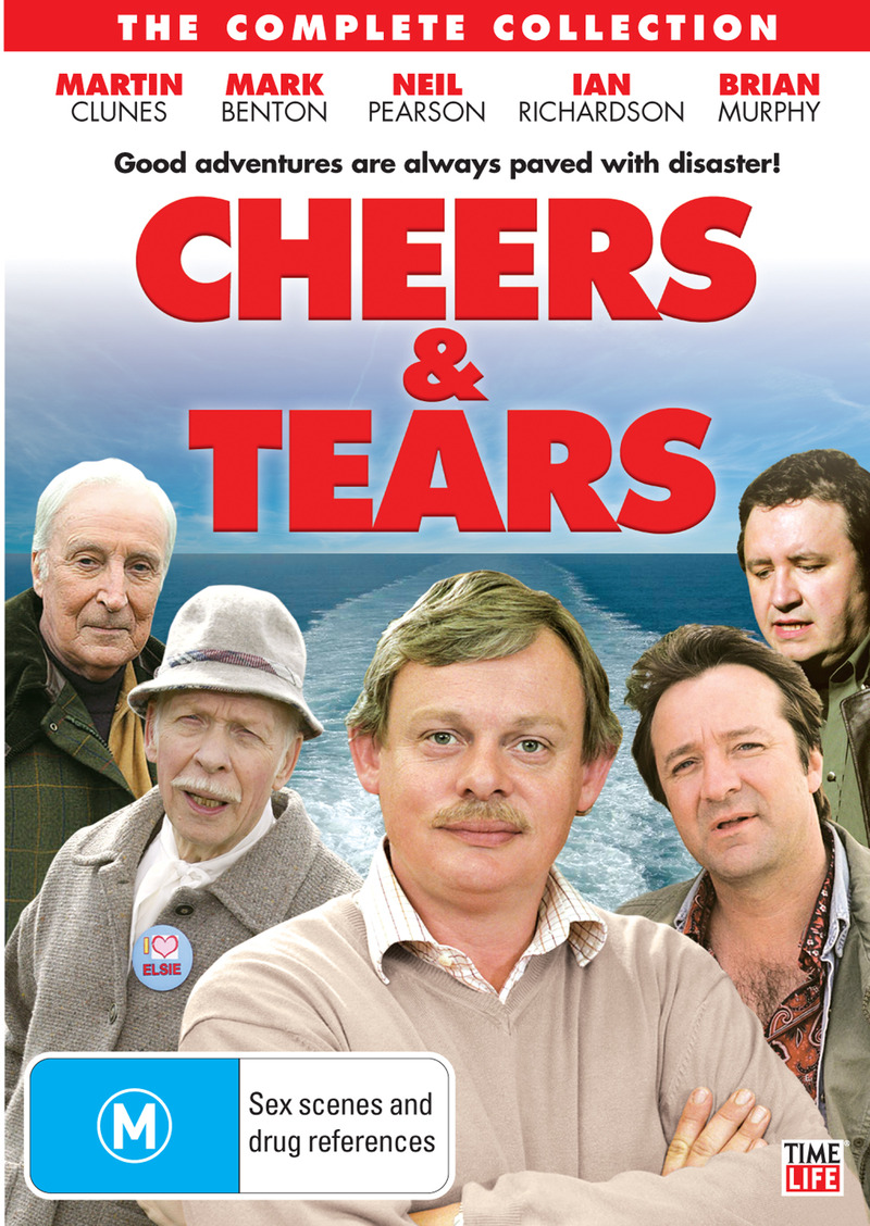 Cheers & Tears: The Complete Collection on DVD image
