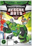 Transformers Rescue Bots: Return of the Dino Bot DVD