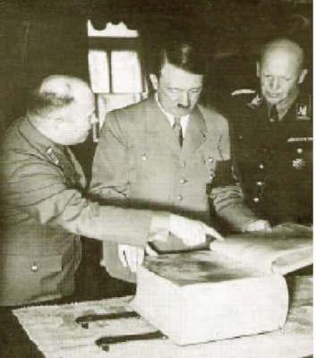 Hitler's Diaries image