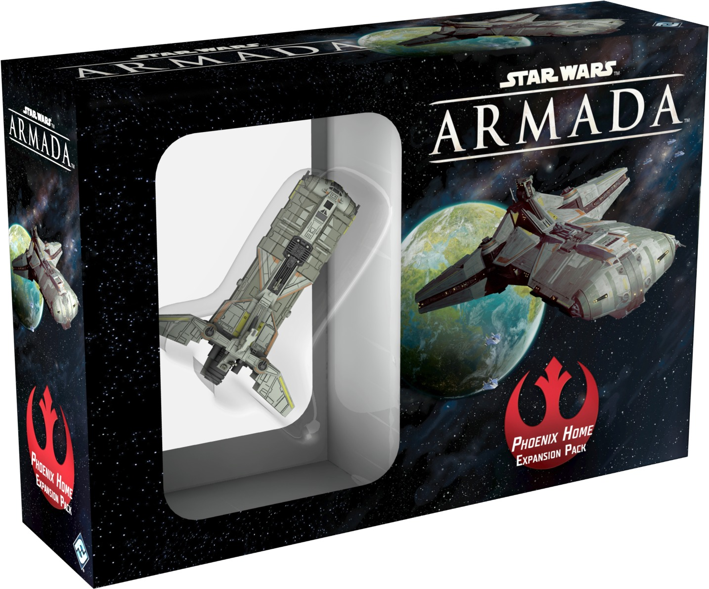 Star Wars Armada Phoenix Home Expansion Pack image