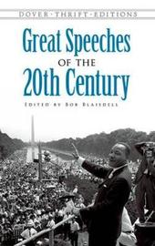 Great Speeches of the 20th Century image