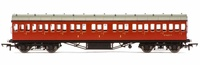 Hornby: BR Ex-LMS Suburban Non-Corridor Composite Coach 'M16635'