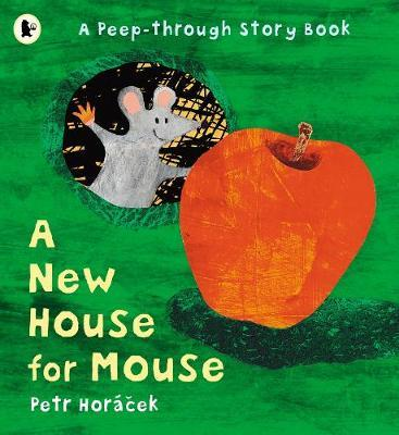 A New House for Mouse by Petr Horacek image