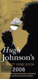 Hugh Johnson's Pocket Wine Book 2008 by Hugh Johnson