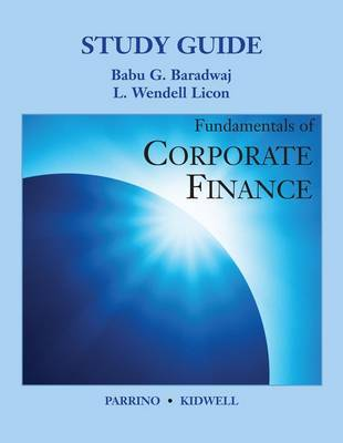 Fundamentals of Financial Management by Robert Parrino