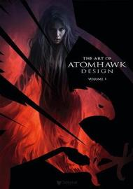 The Art of Atomhawk Design: Volume 1 by 3DTotal Team
