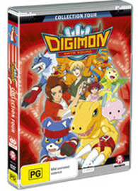 Digimon Data Squad: Collection 4 (2 Disc Set) on DVD