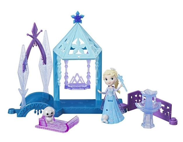 Frozen: Little Kingdom - Elsa Ice Garden Gazebo Playset