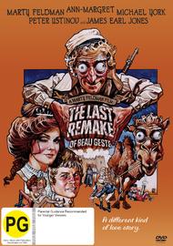 Last Remake of Beau Geste on DVD image