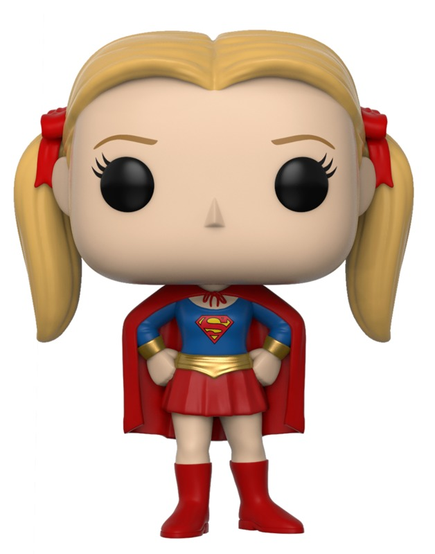 Friends - Pheobe (Supergirl Costume) Pop! Vinyl Figure