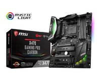 MSI X470 Gaming Pro Carbon MotherBoard image