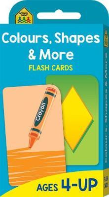 Colours, Shapes and More Flash Cards