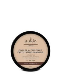 Sukin Exfoliating Masque - Coffee & Coconut (100ml)