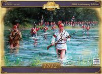 1812: Invasion of Canada - Board Game