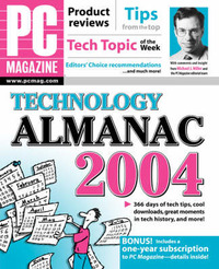 """PC Magazine"" Technology Almanac: 2004 by Editors of ""PC Magazine"" image"