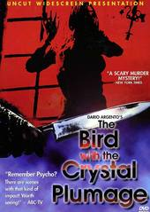 The Bird With The Crystal Plumage on DVD