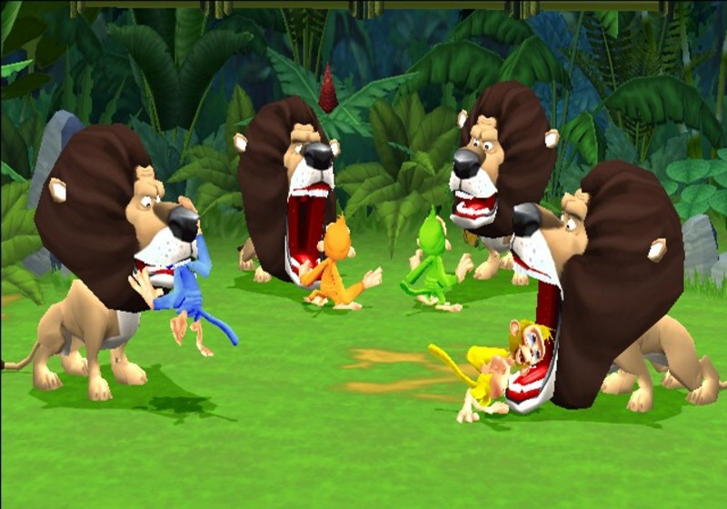 Buzz! Junior: Jungle Party + Buzzers for PlayStation 2 image