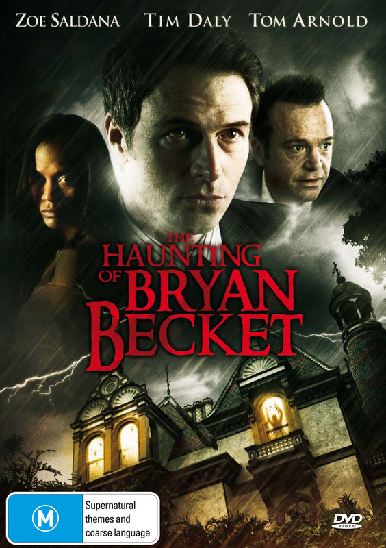 The Haunting of Bryan Becket on DVD