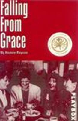 Falling from Grace by Hannie Rayson