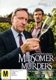 Midsomer Murders: The Complete Season 17 DVD