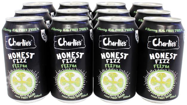 Charlie's Honest Fizz - Feijoa (320ml)