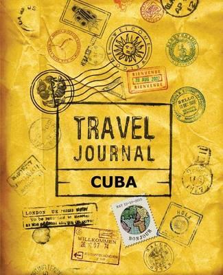 Travel Journal Cuba by Vpjournals
