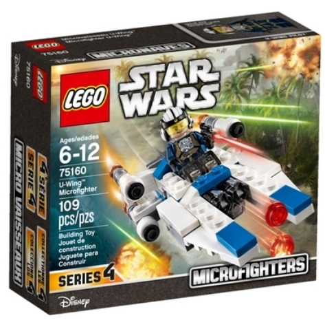 LEGO Microfighter: U-Wing (75160)