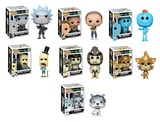 Rick & Morty: Series 2 - Pop! Vinyl Bundle (with a chance for Chase versions!)