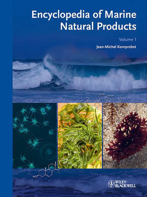 Encyclopedia of Marine Natural Products by Jean-Michel Kornprobst