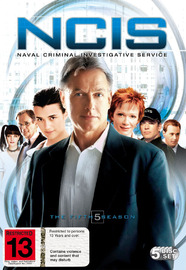 NCIS - Complete Season 5 (5 Disc Set) on DVD image