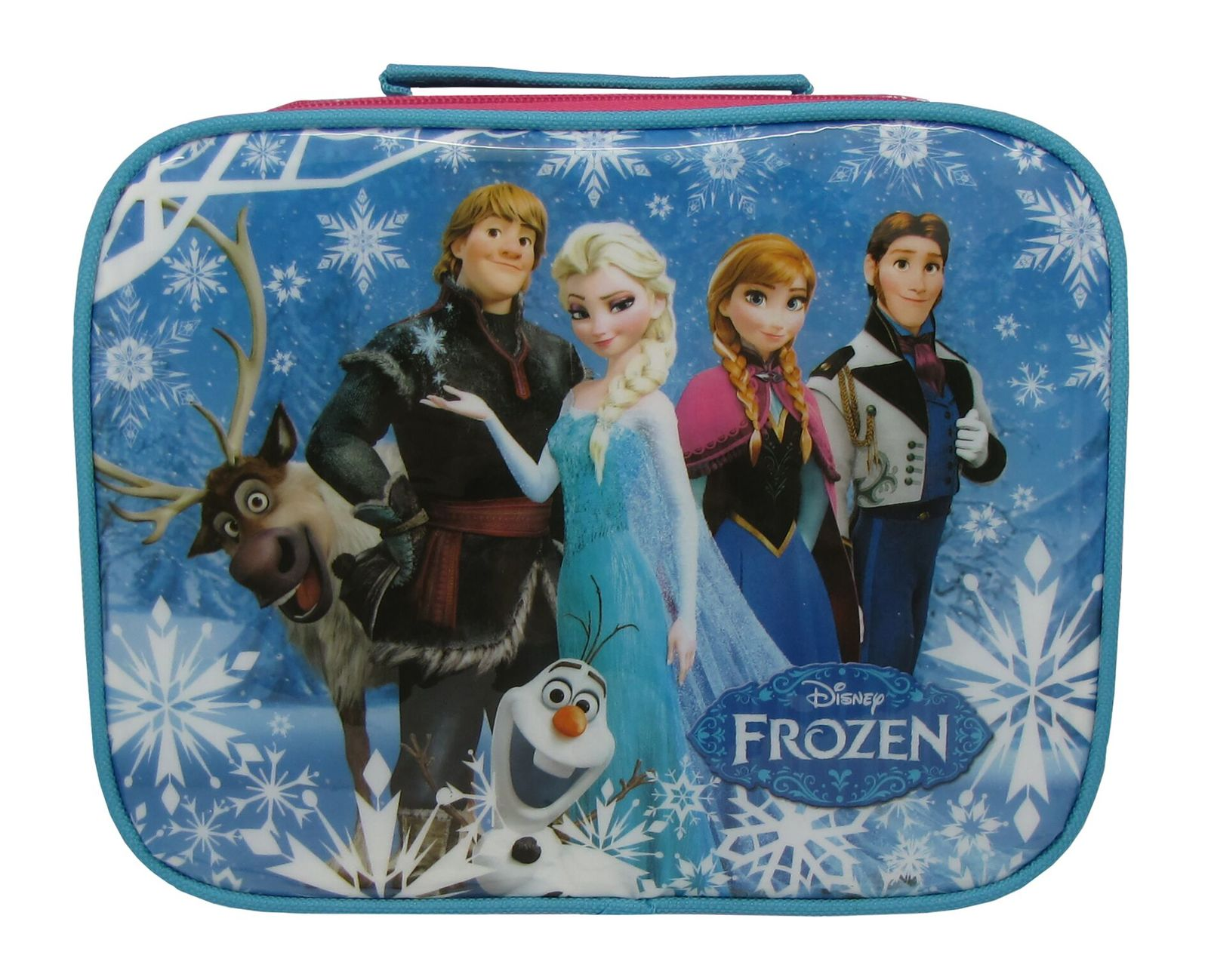 Disney Frozen Insulated Lunch Bag image