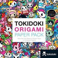 tokidoki Origami Paper Pack