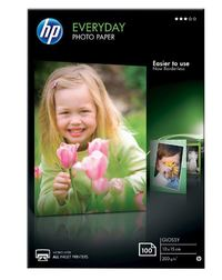 HP: Everyday Glossy Photo Paper - 200gsm (100 Sheets)
