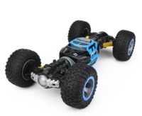 Monster Off-Road - 1:16 Scale Transforming R/C Car (Blue)