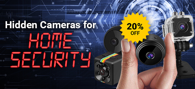 Mini Security Camera SALE!