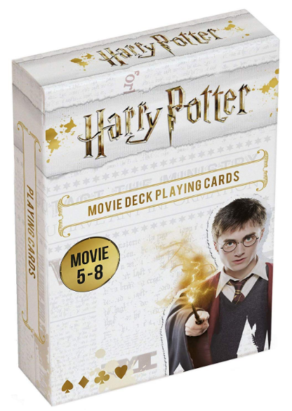 Harry Potter: Movie Series (5-8) - Playing Card Set image