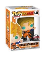 Dragon Ball Z – Super Saiyan Goten Pop! Vinyl Figure image