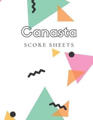 Canasta Score Sheets by Highway 62 Publishing